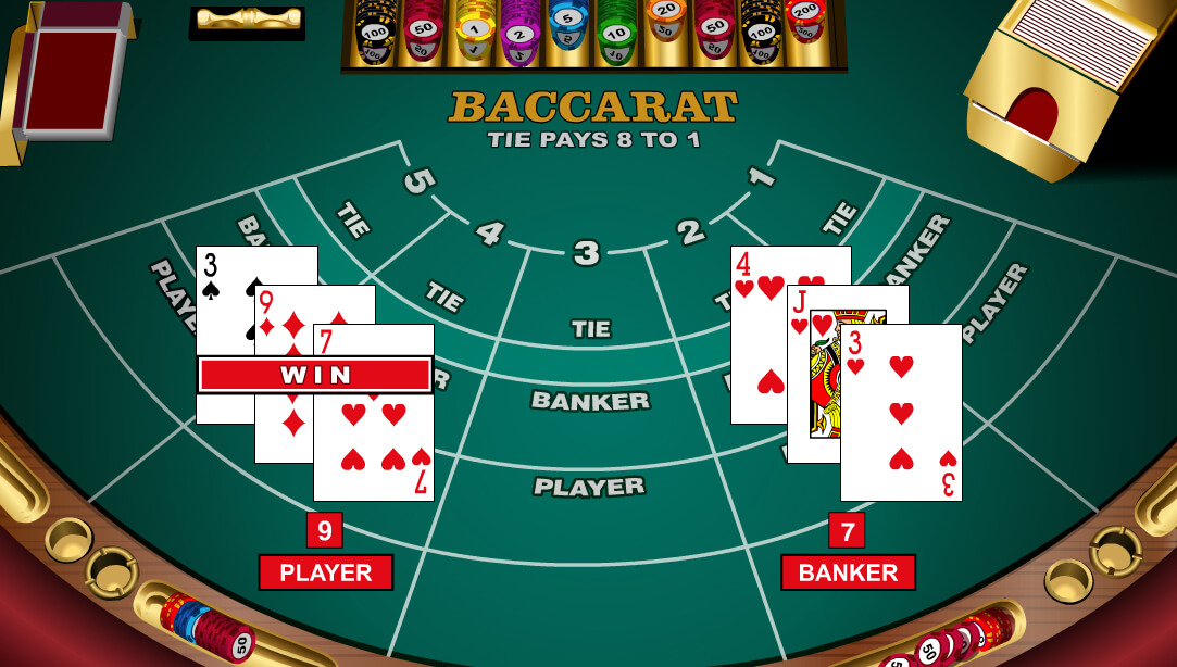 Baccarat game - available in 2020 for every online casino user